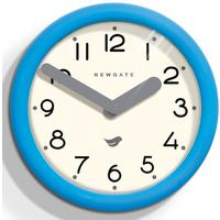 Newgate Pantry Wall Clock (Aqua Blue)