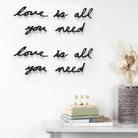 Umbra Mantra Love Wall Decor