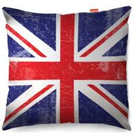 Union Jack Sofa Cushion - 2 Sizes by Red Candy