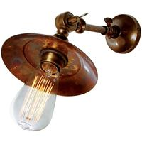 Porter industrial wall light by Mullan Lighting