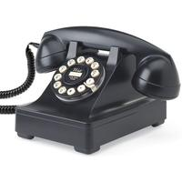 Wild and Wolf 302 Desk Phone - Black by Red Candy