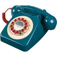 Wild and Wolf 746 Phone (Petrol Blue)