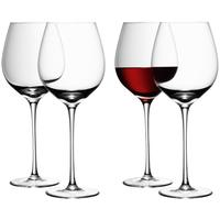 2 Tall Wine Glasses 450ml by Solavia