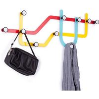 Umbra Subway Multi Hook by Red Candy