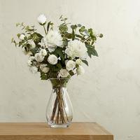 Glass Posy Vase 30cm by Solavia