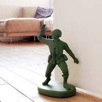 Home Guard Door Stop [D] by Red Candy