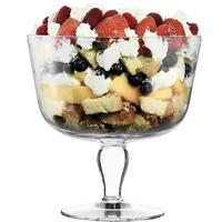 Trifle Bowl 2.5 litres Flora by Solavia
