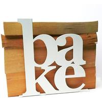 Bake Bookend