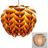 Adorn Pendant Light-Wood -Medium