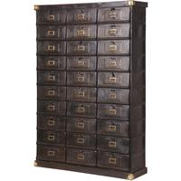 Thirty Drawer Metal Industrial Cabinet