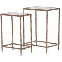 Glass Topped Console Tables