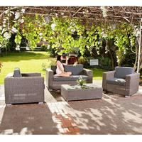 Carmina Monte Carlo Outdoor Lounge Chair With Cushion