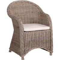 Wicker Garden Armchair by Out There Interiors