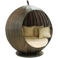 Lena Rattan Apple Daybed