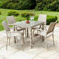 Oketa Ocean Fiji Outdoor Dining Table