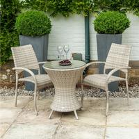 Ola Ocean Wave Bistro Garden Table
