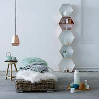 Bloomingville Copper Plated Pendant Lamp