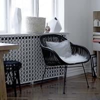 Bloomingville Wide Braided Chair