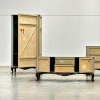 Seletti Packing Crate Media Cabinet