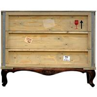 Seletti Packing Crate Wooden Chest