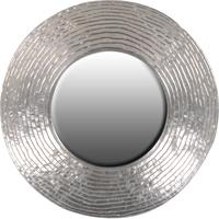 Silver Moon Wall Mirror