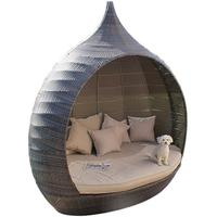 Rattan Pear Daybed