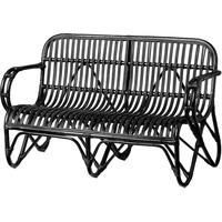 Bloomingville Rattan Bench