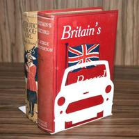 Mini Car Bookend