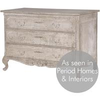 Heavily Distressed French Chest