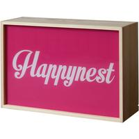 Seletti Large Light Box Changeable Text