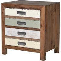 Recycled Fir Bedside Table