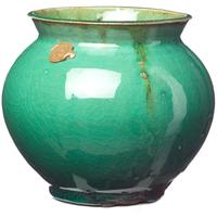 Green Ceramic Bowl by Shimu