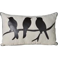 Three Birds Pillow