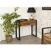 Urban Chic Console Table by Baumhaus Furniture