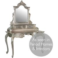 Dressing Table and Mirror by Out There Interiors