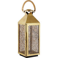 Culinary Concepts Mustique Brass Lantern