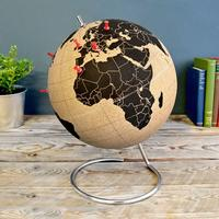 Suck UK Cork Globe - Large
