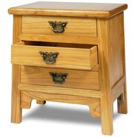 Butterfly Drawers in Light Elm