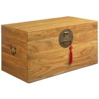 Blanket Trunk, Light Elm by Shimu