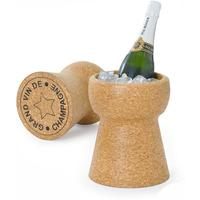 Giant Champagne Cork Cooler by Red Candy