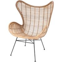 Rattan Egg Chair by Out There Interiors