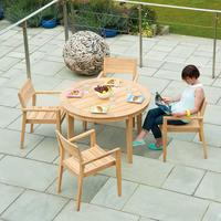 Roble Round Dining Table - 2 sizes