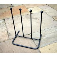 Two Pair Boot Rack by The Orchard