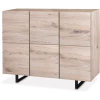 Quadra 3 door cupboard by Icona Furniture