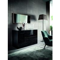 Nightfly 4 drawer dresser by Icona Furniture