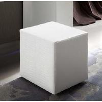 Diamond pouffe