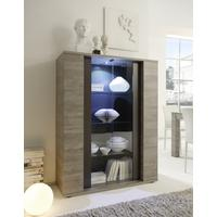 Sidney Display Vitrine with LED Spot Light