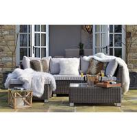 Rattan Outdoor Living Set