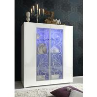 Padua Display Cabinet Including LED Spot Light
