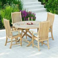 Roble Bengal Dining Set